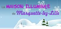 Maison illuminée Marquette-lez-Lille